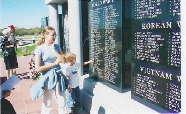 Viewing Memorial-3
