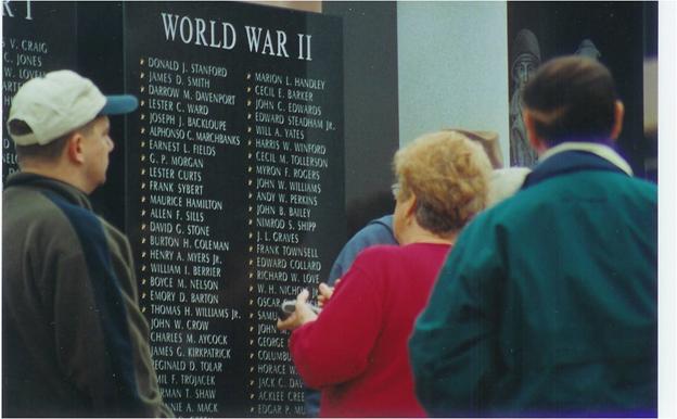 Viewing Memorial-4