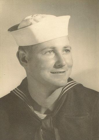 Ed McElroy, Jr., USN