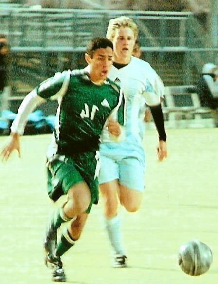 PFC Joel Ramirez-soccer