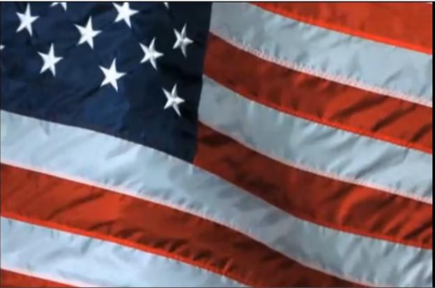 PFC Joel Ramirez-US flag