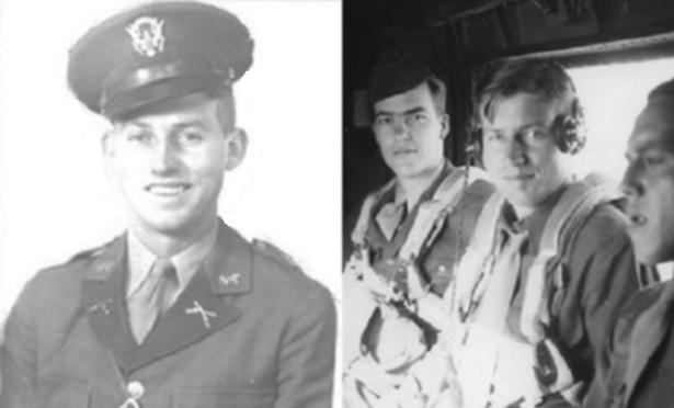 Pat McElroy, USAAF
