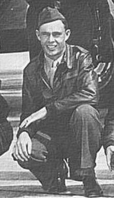 T/Sgt. Roscoe Wilson, Army Air Corps
