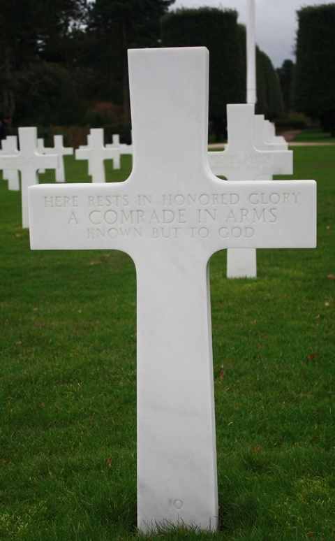 Normandy Marker-known to one