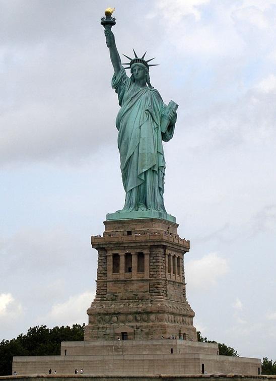 Statue of Liberty Liberty Island New York City, New York
