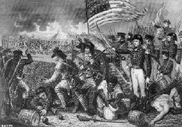 Battle of New Orleans January, 1815 National Archives & Records Administration