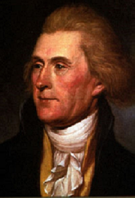 Thomas Jefferson A Founding Father  Principal Author  Declaration of Independence