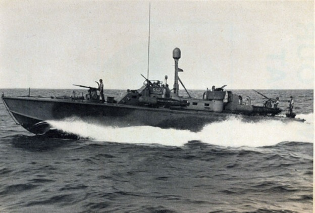 Elco 80-Foot PT Boat<br> Navy Photo