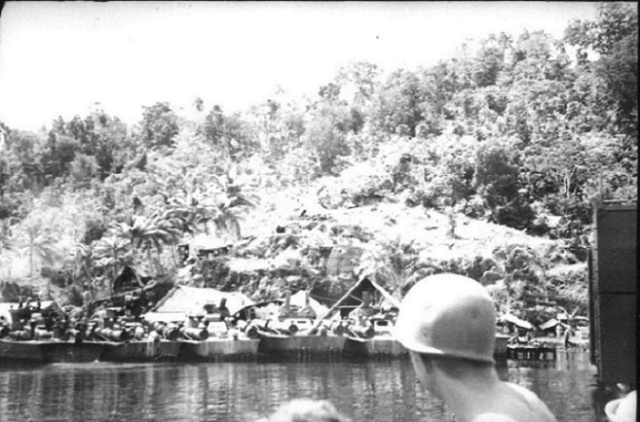 Tulagi PT Boat Base