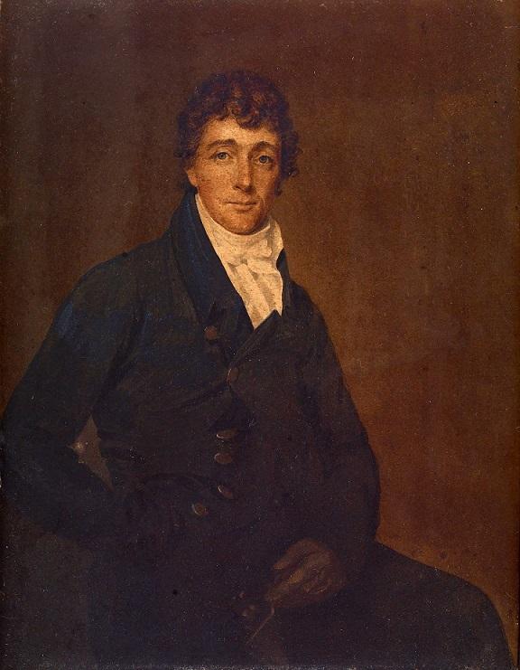 Francis Scott Key (August 1, 1779 – January 11, 1843) Portrait by Joseph Wood Circa 1825