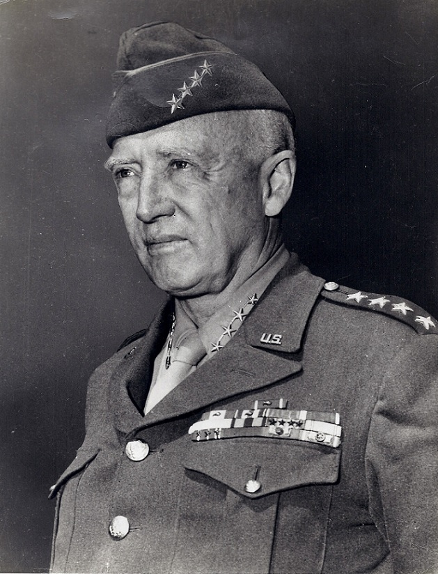 Gen George S. Patton Jr