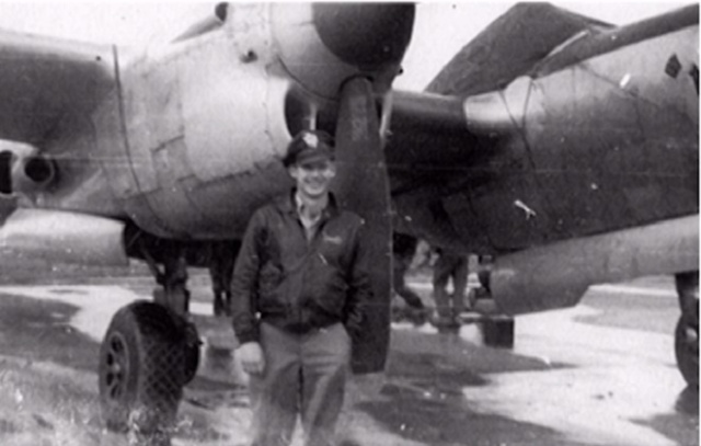 Major Brooks-joined 367th Fighter Group-1944